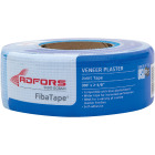FibaTape Veneer Plaster 2-3/8 In. x 300 Ft. Blue Joint Drywall Tape Image 1