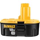 DeWalt 18 Volt XRP Nickel-Cadmium 2.4 Ah Tool Battery Image 1