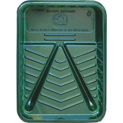 Premier Plastic Solvent-Resistant 9 In. Paint Tray