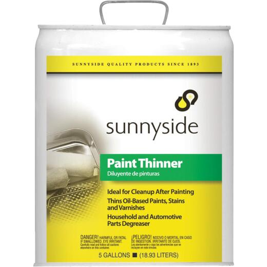 Sunnyside 5 Gallon Paint Thinner